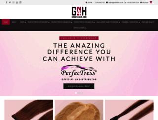 great4hair.com screenshot