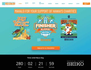 greataloharun.com screenshot