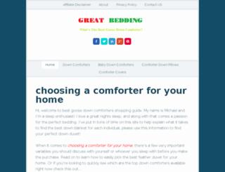 greatbedforair.com screenshot