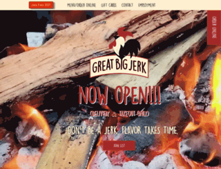 greatbigjerk.com screenshot