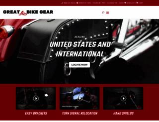 greatbikegear.com screenshot