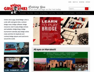 greatbridgelinks.com screenshot