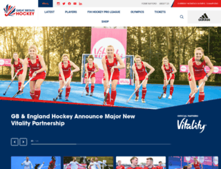 greatbritainhockey.co.uk screenshot