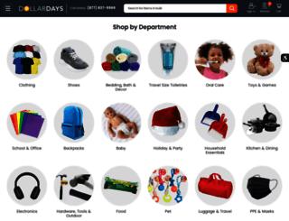 greatbuys.dollardays.com screenshot