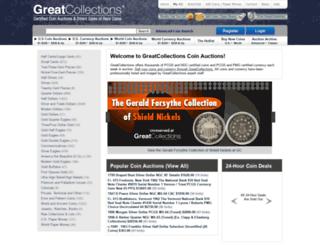 greatcollections.com screenshot