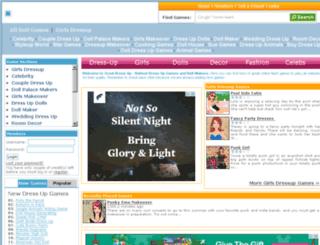 greatdressup.com screenshot