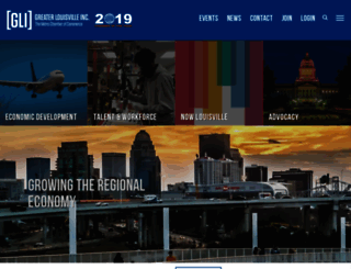 greaterlouisville.com screenshot