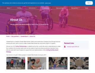 greatersport.co.uk screenshot