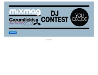 greatestdancetrack.com screenshot