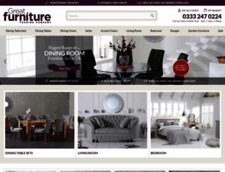 greatfurnituretradingco.co.uk screenshot