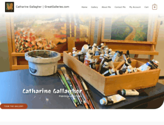 greatgalleries.com screenshot