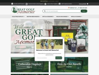 greatgolfmemories.com screenshot