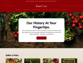 greatgreencareers.com screenshot
