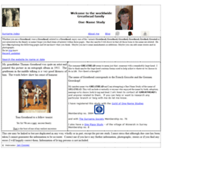 greathead.org screenshot