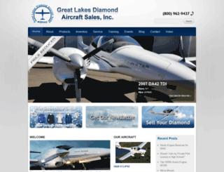 greatlakesdiamond.com screenshot