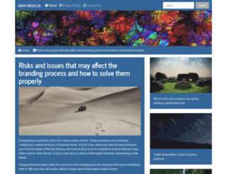 greatnexus.com screenshot