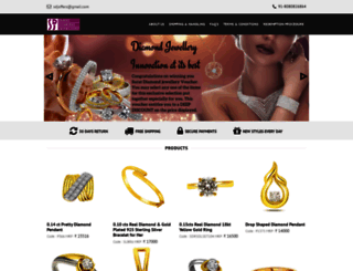 greatoffers.suratdiamond.com screenshot