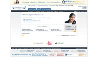greatsocialcare.co.uk screenshot
