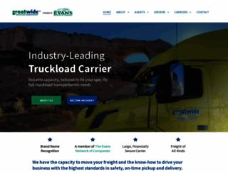 greatwide.com screenshot