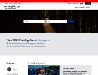 grec.cat screenshot