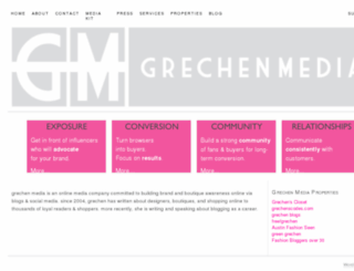 grechenmedia.com screenshot