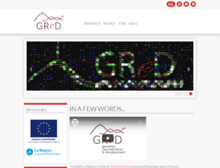 gred-clermont.fr screenshot