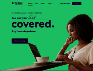 greek.toggle.com screenshot