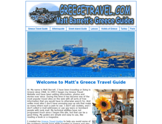 greektravel.com screenshot
