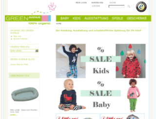green-avenue.com screenshot