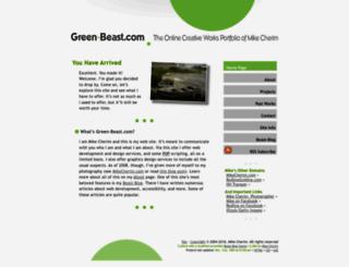 green-beast.com screenshot