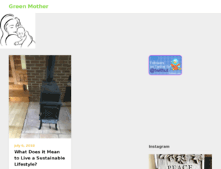 green-mother.com screenshot