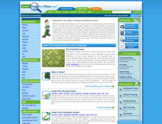 green.findanyfloor.com screenshot