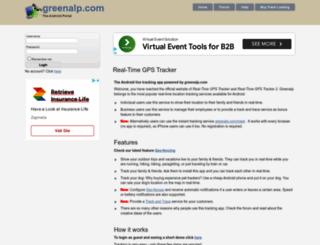 greenalp.com screenshot