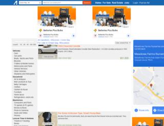 greenbay-wi.americanlisted.com screenshot