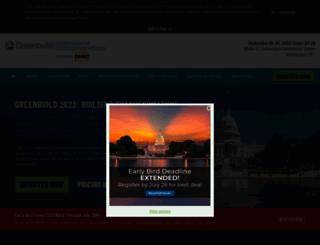 greenbuildexpo.org screenshot