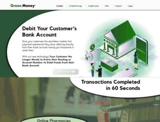 greenbyphone.com screenshot