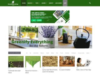 greenchicafe.com screenshot