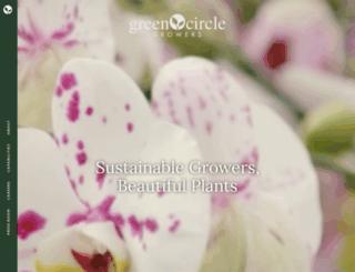 greencirclegrowers.com screenshot