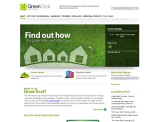 greendealinitiative.co.uk screenshot