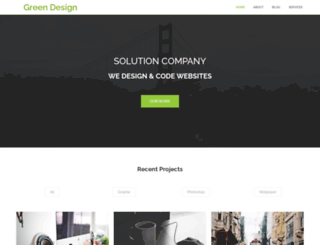 greendesign.biz screenshot