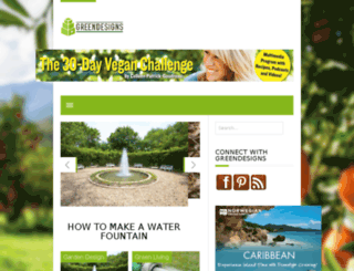 greendesigns.tv screenshot