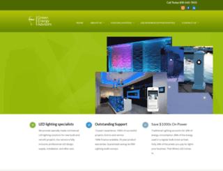 greenenergyadvisors.com screenshot