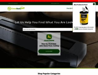 greenfarmparts.com screenshot
