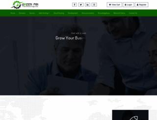 greenfintech.net screenshot