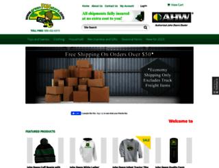 greenfunstore.com screenshot