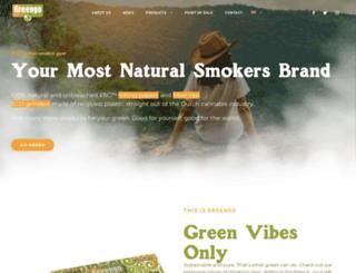 greengo.nl screenshot