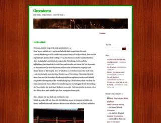 greenguard.blogger.de screenshot