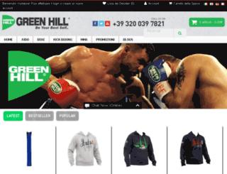 greenhillsport.it screenshot
