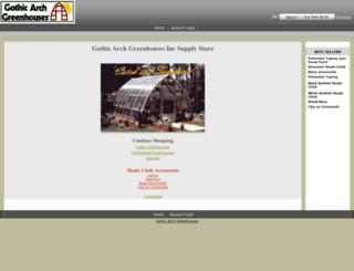 greenhousesupplystore.com screenshot