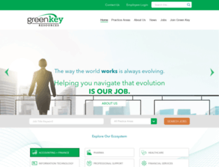 greenkeyllc.com screenshot
